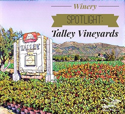 Talley Vineyards Arroyo Grande California