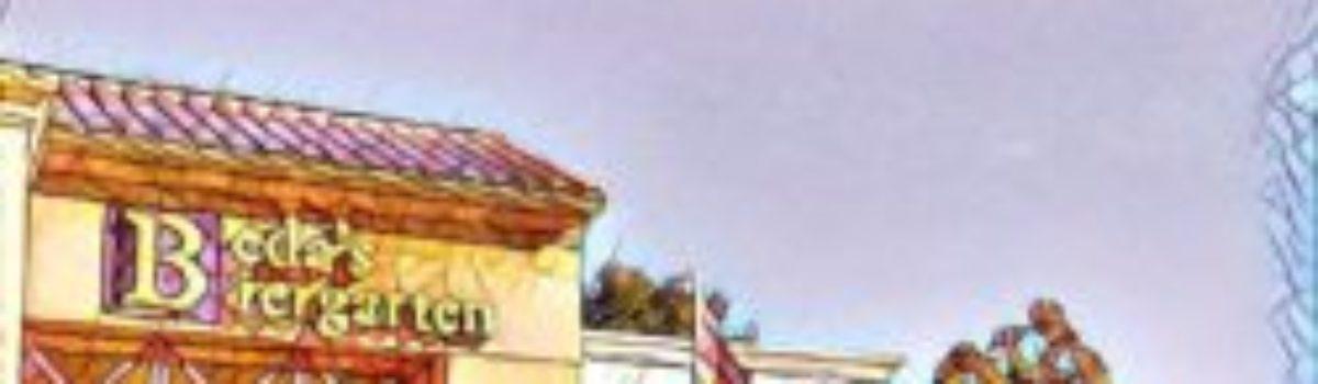 Beda's Biergarten: SLO's Home for Gemütlichkeit