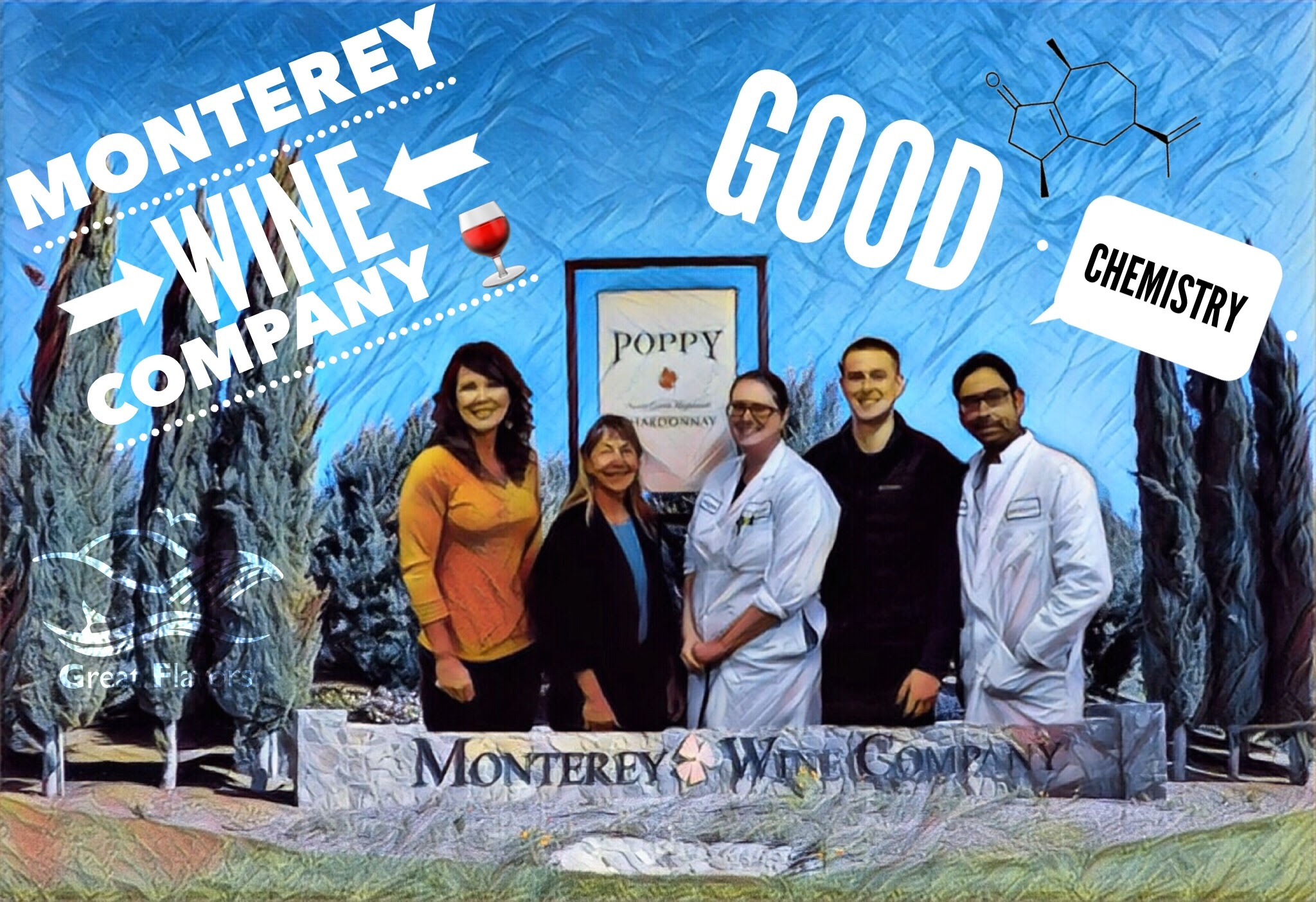 Good Chemistry: Monterey Wine Company (High Touch + High Tech)