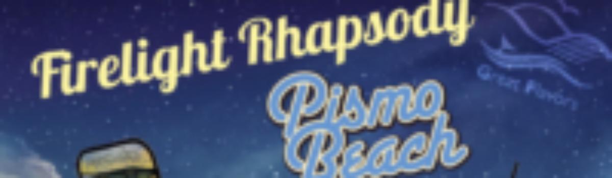 Firelight Rhapsody: Enjoy the Simple Pleasure of a Pismo Beach Campfire (10 Easy Steps)