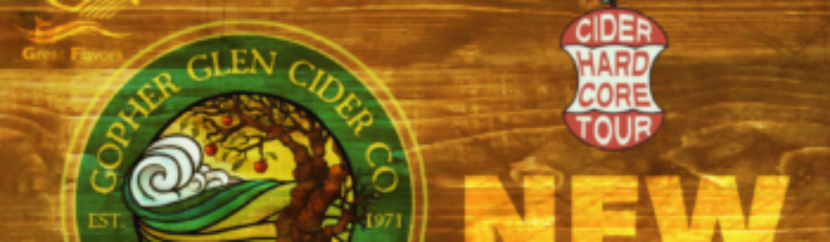 SLO Hard Core Cider Tour / Newcomer Profile: Gopher Glen Cider Company