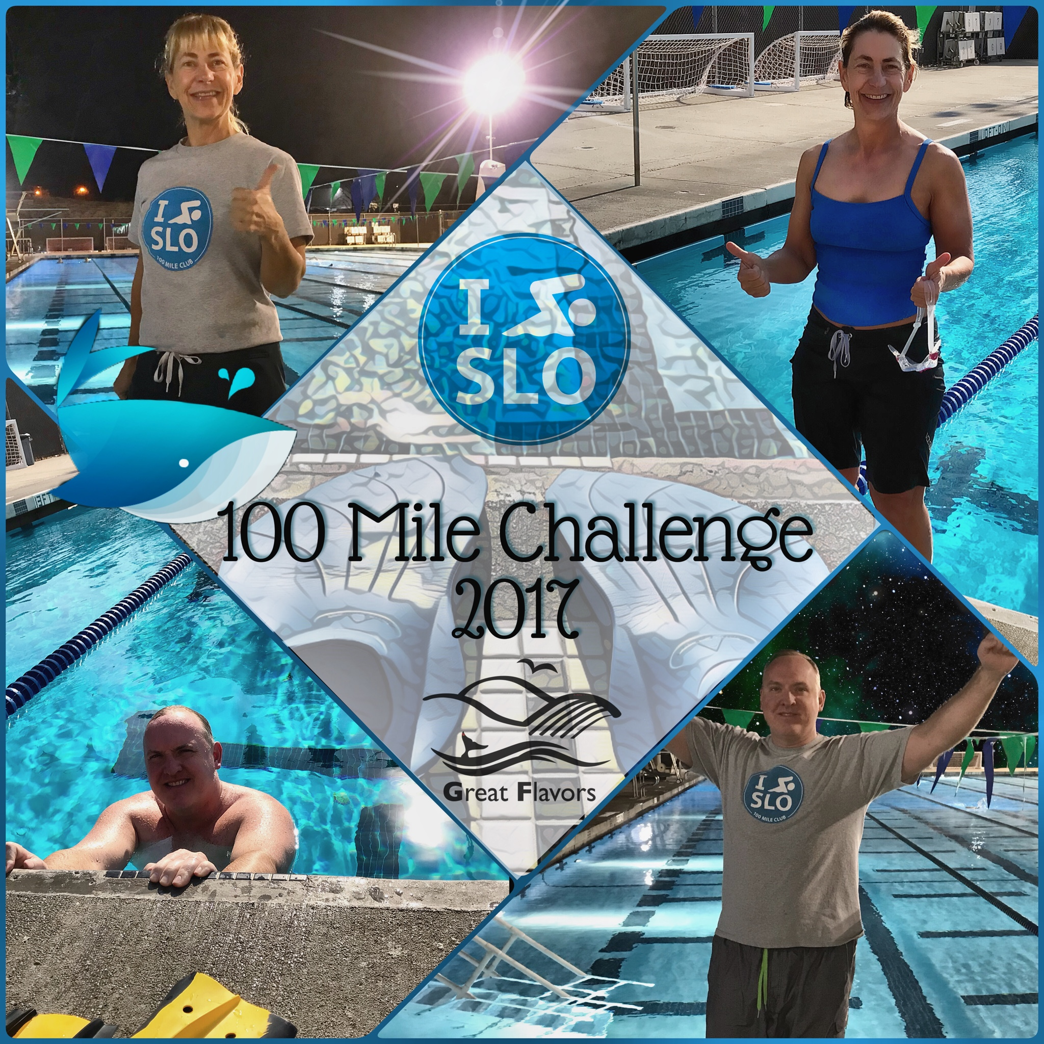 2017 SLO Swim Challenge feature image