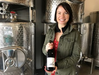 Wine Maker Mary Bradley