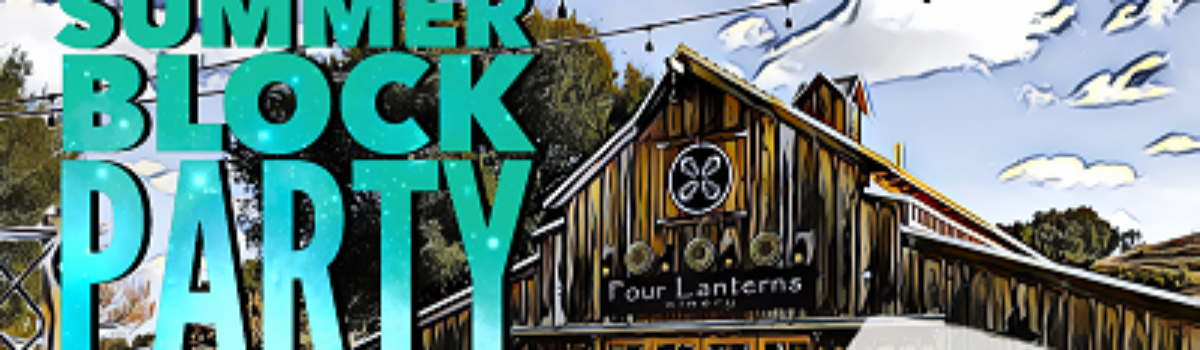 46 West Summer Block Party (2018) – Paso Robles