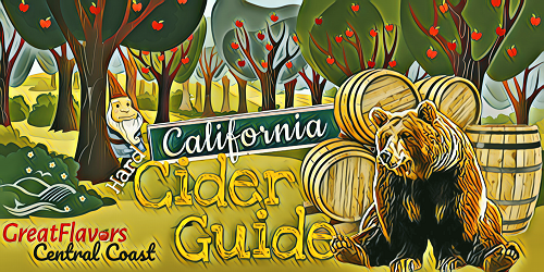 Central Coast Cider Guide 2018