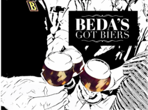 A beer journey into the collaboration of Beda's new beer collaboration with Docs Cellar.
