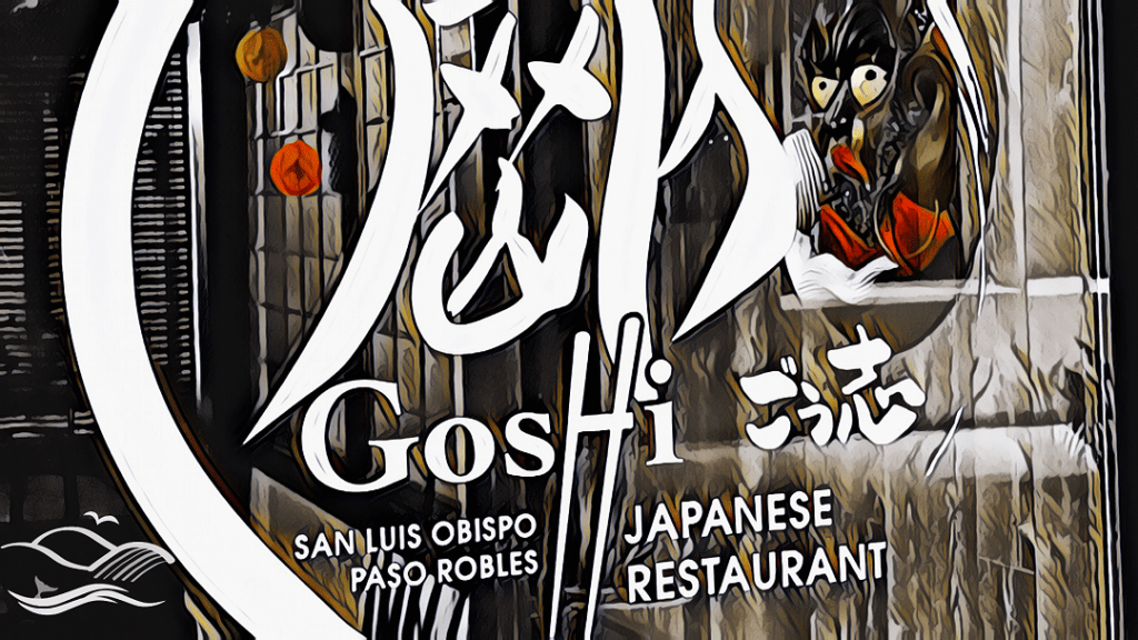 Cover Image for our Great Flavors Central Coast Goshi restaurant review