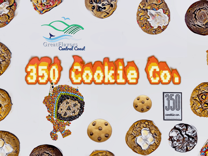 350 Cookie Company (delicious) review.